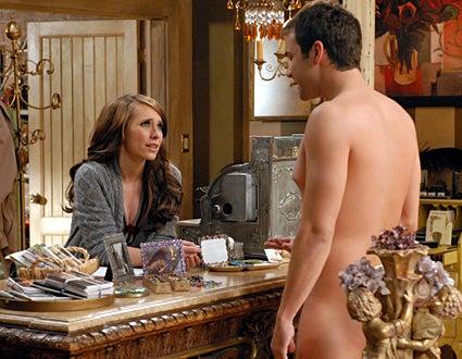 "Ghost Whisperer - ""Delia's First Ghost"" - Jennifer Love Hewitt as Melinda, Gil McKinney as a spirit"