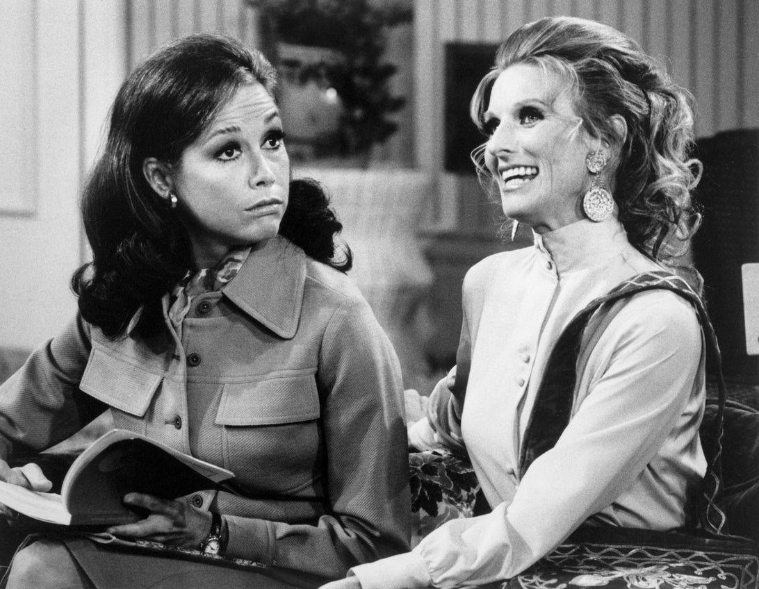 Mary Tyler Moore and Cloris Leachman, The Mary Tyler Moore Show