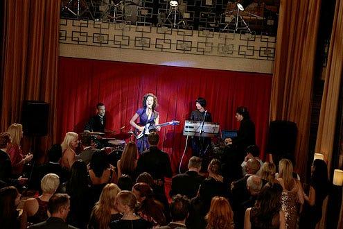 "Gossip Girl - Season 5 - ""Crazy, Cupid, Love"" - St. Vincent"