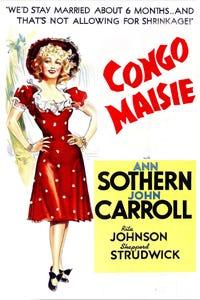 Congo Maisie as Dr. John 'Jock' McWade