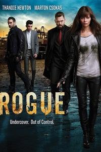 Rogue as Harper Deakins