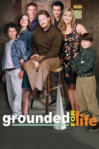 Grounded for Life as Scott