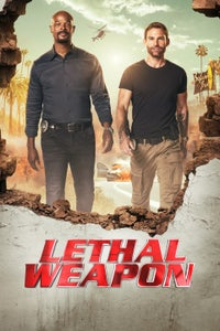 Lethal Weapon as Gold Elvis