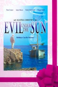 Evil Under the Sun as Daphne Castle