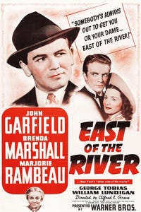 East of the River as Detective
