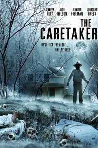 The Caretaker as Miss Perry