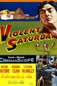 Violent Saturday as Elsie