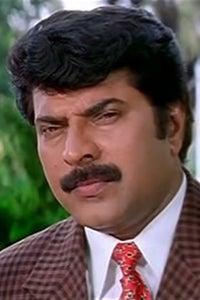Mammootty as Vidyadharan