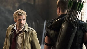 Arrow Sneak Peek: Can John Constantine Save Sara?