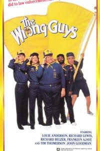 The Wrong Guys as Richard Lewis