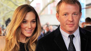 Guy Ritchie Gets Engaged to Pregnant Girlfriend