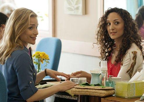 """Covert Affairs - Season 2 - """"Half A World Away"""" - Piper Perabo as Annie Walker"""