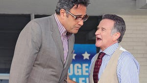First Look: Brad Garrett Takes The Crazy Ones to New Heights
