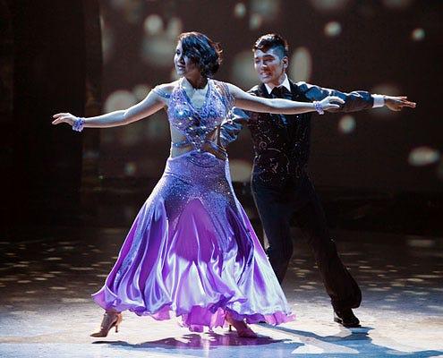 So You Think You Can Dance - Season 8 - Jordan Casanova and Tadd Gadduang perform a Viennese Waltz routine