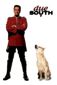 Due South as Capt. Walsh
