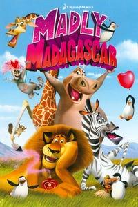 Madly Madagascar as Gloria