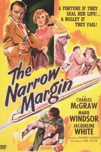 The Narrow Margin as Train Conductor