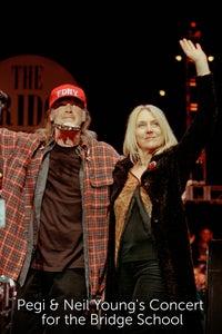 Pegi & Neil Young's Concert for the Bridge School