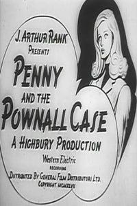 Penny and the Pownall Case as Jonathan Blair