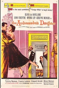 The Ambassador's Daughter as Joan Fisk