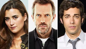Mega Buzz: NCIS' Daddy Danger, House's New Doc and Chuck's Run-In with 007