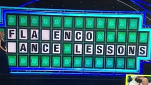 """Wheel of Fortune Contestant Loses $7K for Mispronouncing """"Flamenco"""""""