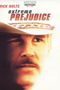 Extreme Prejudice as Major Paul Hackett