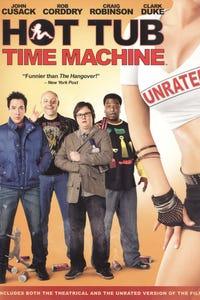 Hot Tub Time Machine as Phil