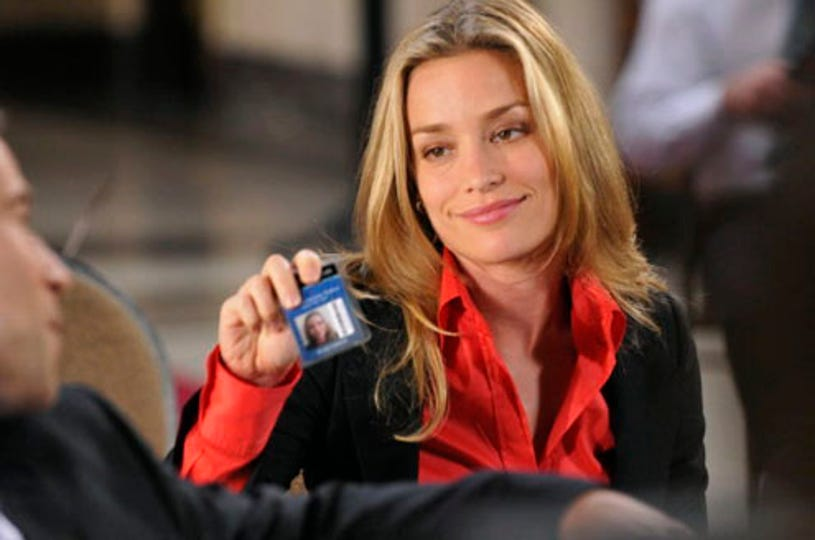 """Covert Affairs - Season 1 """"What is and What Should Never Be"""" - Piper Perabo as Annie Walker"""