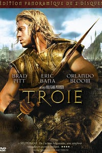 Troy as Andromache