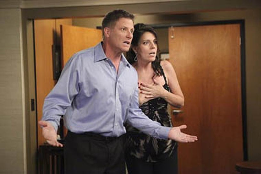 "Desperate Housewives - Season 8 - ""Suspicion Song"" - Doug Savant, Andrea Parker"