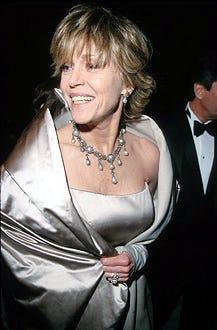 Jane Fonda - 72nd Annual Academy Awards - Vanity Fair Party - 2000