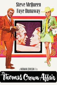 The Thomas Crown Affair as Marvin