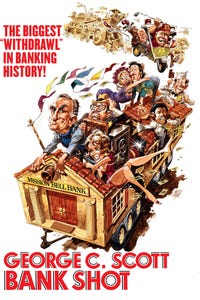 Bank Shot as Walter Upjohn Ballentine