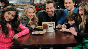 Exclusive Video: Go Behind the Scenes of Cory and Shawn's Girl Meets World Reunion!