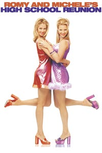 Romy and Michele's High School Reunion as Toby