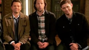 Misha Collins Is Hosting a Supernatural Watch Party with Jensen Ackles, Jared Padalecki, and Eric Kripke