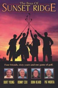 The Boys of Sunset Ridge as John Burroughs