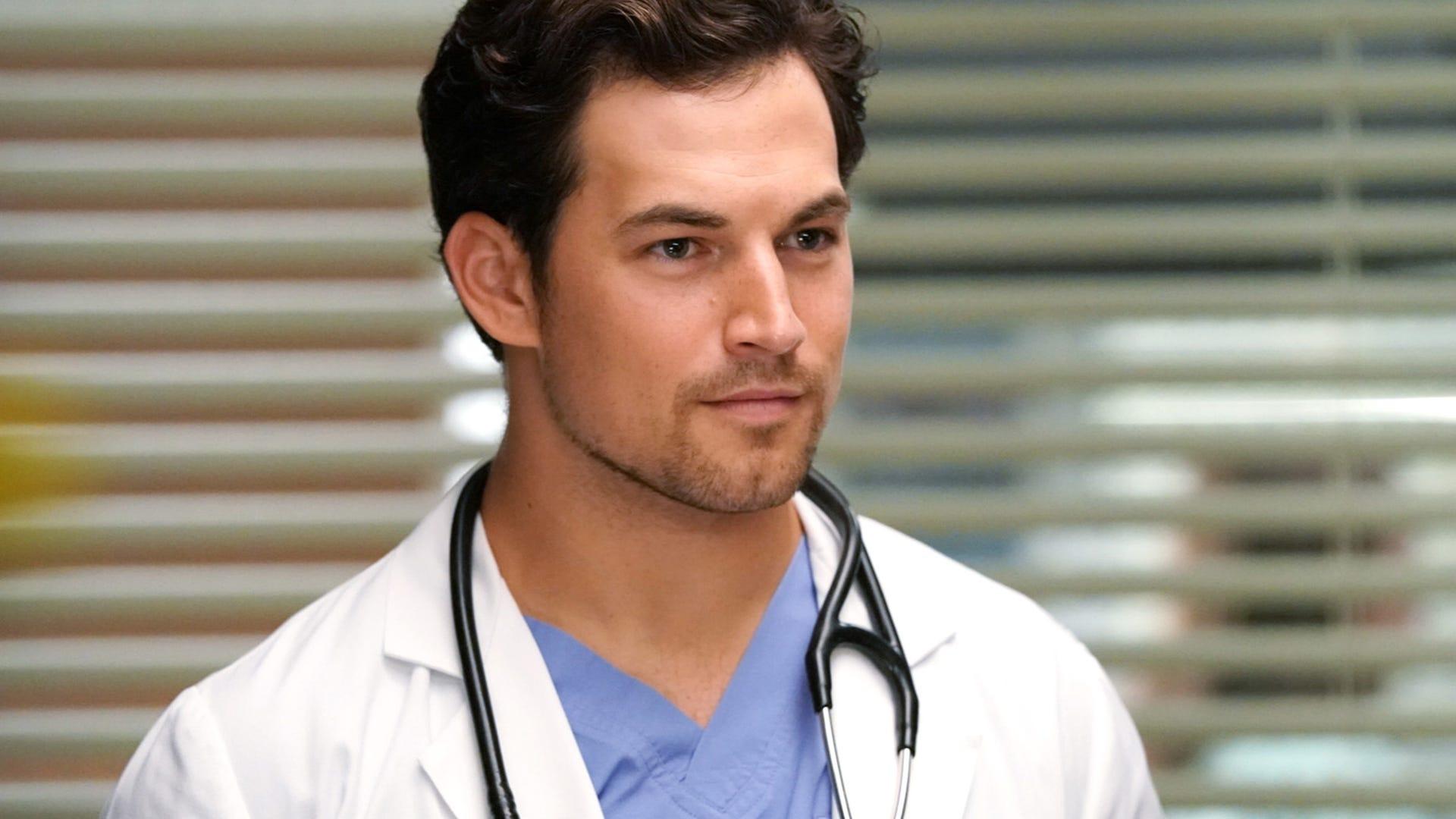 Giacomo Gianniotti, Grey's Anatomy