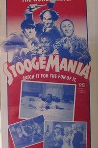 Stoogemania as Television voice