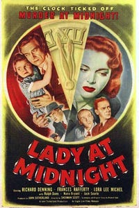 Lady at Midnight as Lydia Forsythe