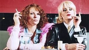 Check Out the First Photo from Absolutely Fabulous: The Movie