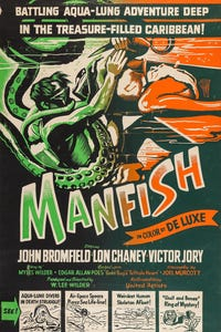Manfish as 'Professor'