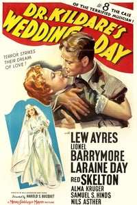Dr. Kildare's Wedding Day as Dr. Stephen Kildare