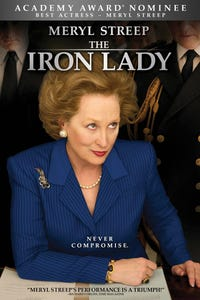 The Iron Lady as Margaret Thatcher