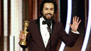 Ramy Youssef Charms the Golden Globes in Humble Speech: 'I Know You Guys Haven't Seen My Show'
