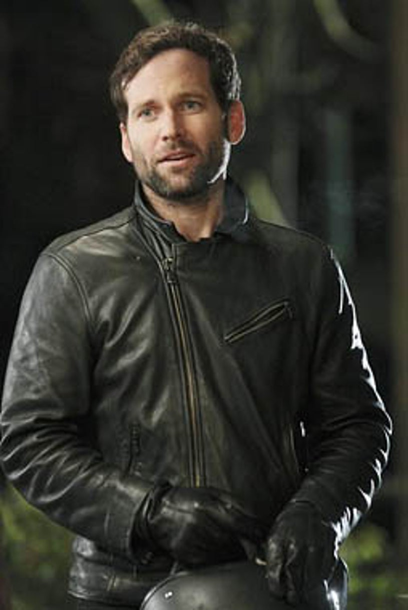 """Once Upon a Time - Season 1 - """"Hat Trick"""" - Eion Bailey"""