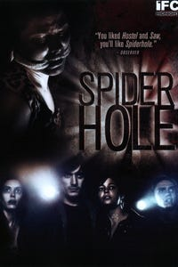 Spiderhole as Toby