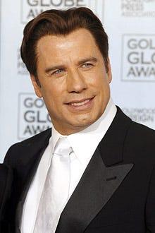 John Travolta - The 63rd Annual Golden Globe Awards, January 16, 2006