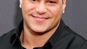 Jersey Shore's Ronnie Hospitalized for Kidney Stones